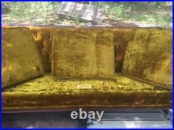 Lake City, FL Blanche Hotel Antique Sofa