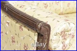 Louis XVI Style Box Settee