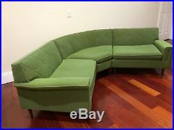 MUST SEE! Kroehler Vintage Mid-Century Modern Sectional Sofa Smartset Design