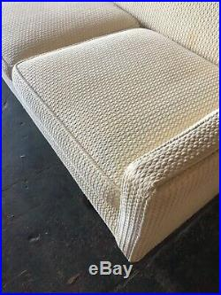 Mccobb Widdicomb Symmetric Sofa Mid Century Modern
