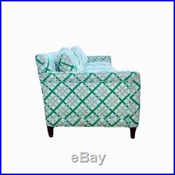 Mid-Century 1950s Baker Sofa Vintage