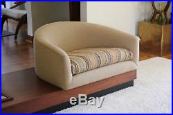 Mid Century Adrian Pearsall Craft Associates Sectional Sofa