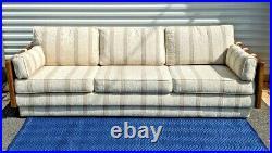 Mid Century Modern Design Sofa BAUGHMAN / COGGIN Styled Ontario CA provenance