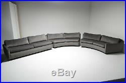 Mid Century Modern Milo Baughman Sectional Sofa for Thayer Coggin Vintage