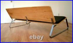 Mid Century Sofa Eames Era Retro Classic Ply Bak Home office Design couch