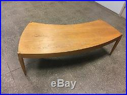Mid-Century Sofa + Table by Johannes Andersen for Trensums, Scandinavian Vintage