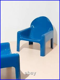 Model 4794 Lounge Chairs by Gae Aulenti for Kartell