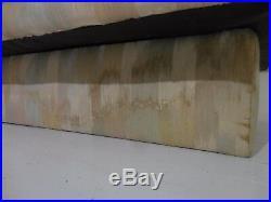 Monumental Bernhardt 4pc Curved Sectional Sofa Mid Century Modern Baughman Era