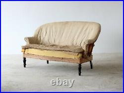 Napoleon III Sofa, French 19th Century