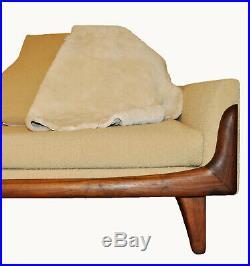 Original Adrian Pearsall Gondola Sofa Couch, Mid Century Modern