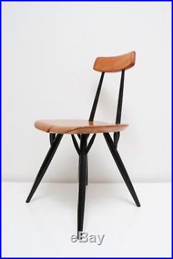 Original Pirkka Chair By Tapiovaara Asko 50's Eames Aalto Wegner Miller Knoll