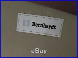 Original Vintage Milo Baughman Bernhardt 5pc Sectional 70's Mid Century Modern