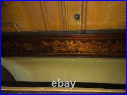 Pair of Antique Dutch Beds, Day Beds, Chaise Lounge