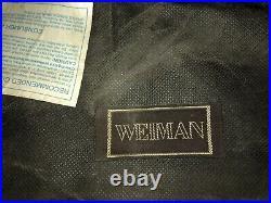 Post Modern Weiman Sofa 1980s Roll Arm Memphis Milano After Sotsass / Kagan