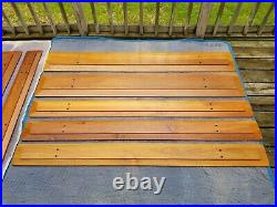 RARE Herman Miller Charles Eames Sofa WOOD PARTS ONLY