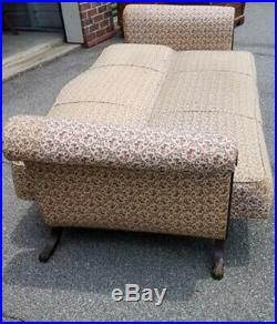 Rare Duncan Phyfe Style Convertible Sofa Bed Vintage 1941 (Pick up only)