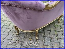 Rare French Louis XV Style Sofa