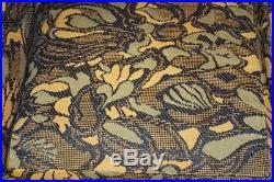 Retro Selig Jack Lenor Larsen Couch/Sofa Mid Century Rare Larsen Fabric 1950-60s