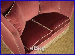 Small High Back Knole Sofa