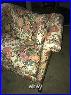 Southwood Chippendale Style Camelback Sofa