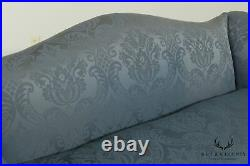 Southwood Chippendale Style Mahogany Camelback Ball & Claw Sofa