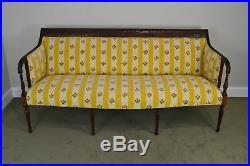 Southwood Mahogany Sheraton Style Sofa