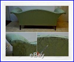 Southwood Sheraton Inlaid Mahogany Sofa