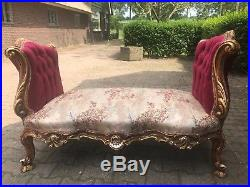 Special French Louis XVI Sofa/love Seat/settee
