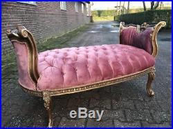 Special Handmade Louis XV Sofa/love Seat/settee -worldwide