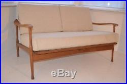 Stunning Vintage Danish Sofa Settee