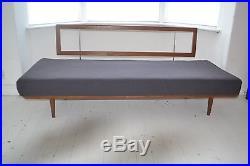Stunning Vintage Danish Teak Hvidt & Molgaard Minerva Sofa Bed