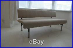 Stunning Vintage Robin Day Hille British Rail Sofa Settee