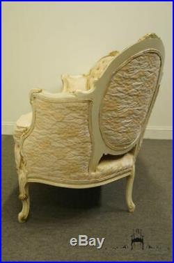 VIRGILIO FURNITURE Chicago IL Louis XVI French Provincial Cream / Off White T