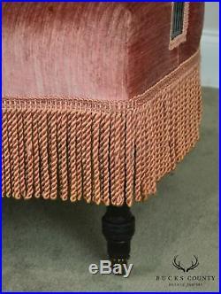 Victorian Antique 3 Seat Tete-A-Tete