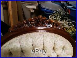 Victorian style 1900s Sofa