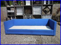 Vintage 60's Baker Furniture Long Sofa Mid Century Modern Taylor/Baughman Era