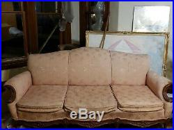 Vintage Couch reupholstered