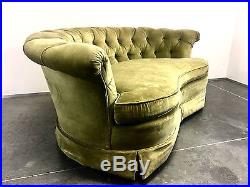 Vintage Dorothy Draper Sofa Heritage Henredon Couch Mid Century Modern