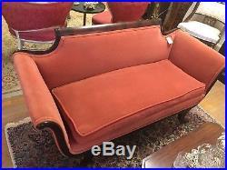 Vintage Duncan Pyfe Sofa