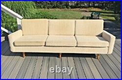 Vintage Florence Knoll sofa Original Fabric