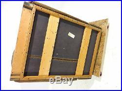 Vintage Jack Cartwright Geometric Cube Sofa 70's Mid Century Modern Baughman Era