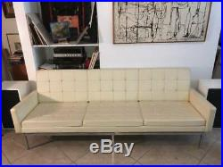 Vintage Mid-Century Florence Knoll 67A Sofa (circa 1961-1970)