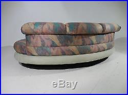 Vintage Modern Carson's Serpentine/Biomorphic/Free Form Sofa Noguchi/Kagan Era