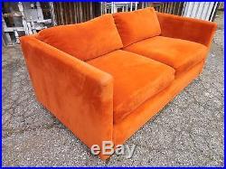 Vintage Richard Ehrlich Loveseat/Sofa Mid Century Modern Baughman/Probber Era