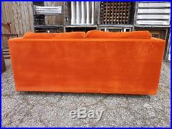 Vintage Richard Ehrlich Loveseat Sofa Mid Century Modern Baughman/Probber Era