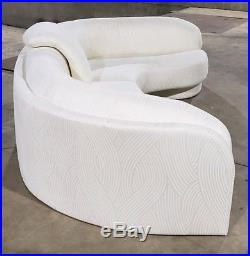 Vladimir kagan for Weiman Preview (2) Piece Sofa (Ask For A Shipping Quote)